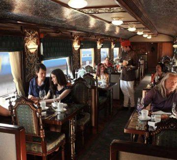 Maharajas Express - Restaurante Mayur Mahal