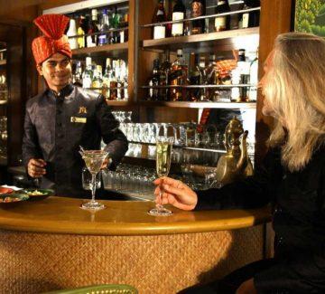 Maharajas Express - Safari Bar