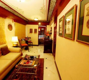 Maharajas Express - Suite Presidencial