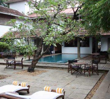 Malabar House - Área de relax