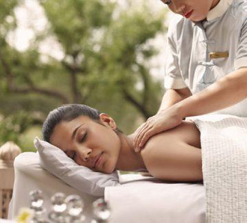 Oberoi Udaivilas - Terapias y tratamientos de Spa