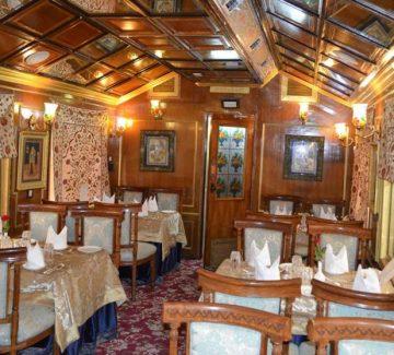Palacio sobre Ruedas - Restaurante