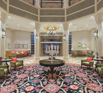 Sangam -The Lobby - ITC Grand Bharat