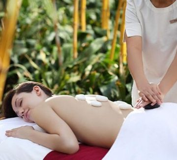 Sesión de masajes - Ananda