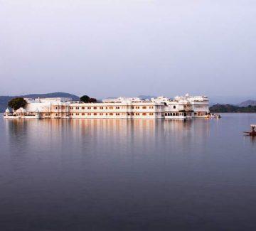 Taj Lake Palace Udaipur - Exterior