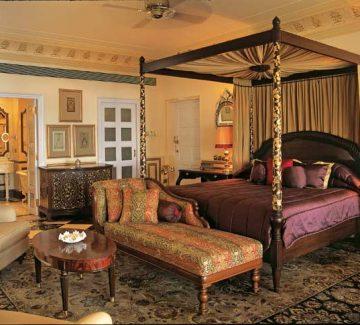 Taj Lake Palace Udaipur - Jag Mandir Darshan Suite