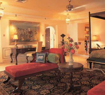 Taj Lake Palace Udaipur - Kamal Mahal