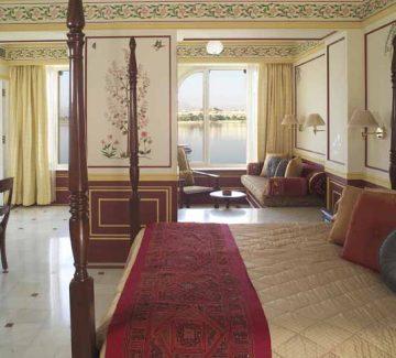 Taj Lake Palace Udaipur - Luxury Room