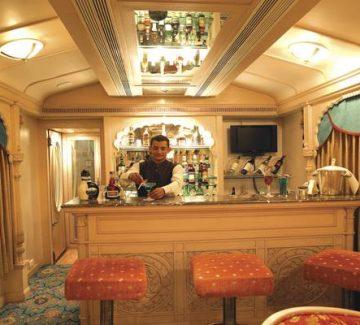 The Golden Chariot - Bar 2