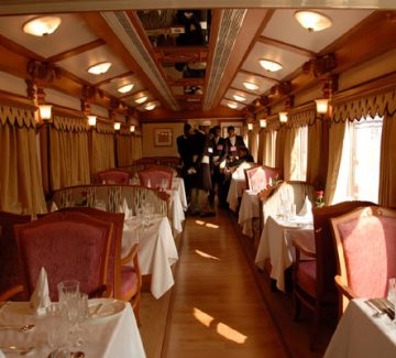 The Golden Chariot - Restaurante 2