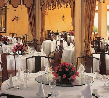 The Oberoi -Taipan Restaurant