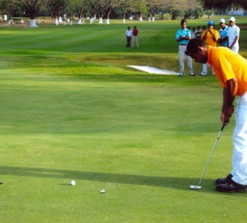 The Royal Golf Club - Campo de golf