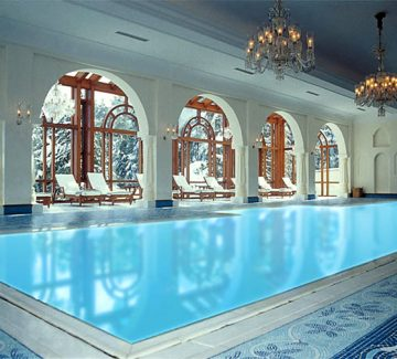 Wildflower Hall - Piscina